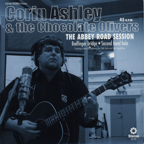 Corin Ashley - The Abbey Road Session