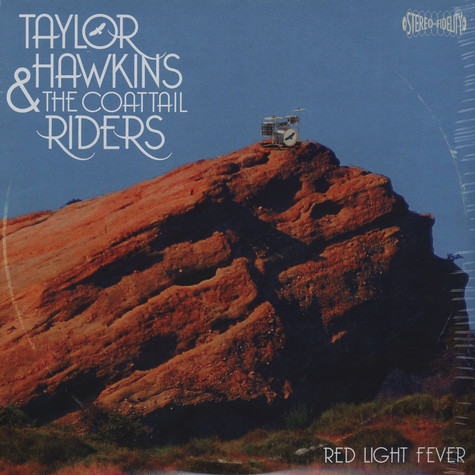 Taylor Hawkins & The Coattail Ride - Red Light Fever