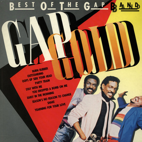 Gap Band, The - Gap Gold / Best Of The Gap Band
