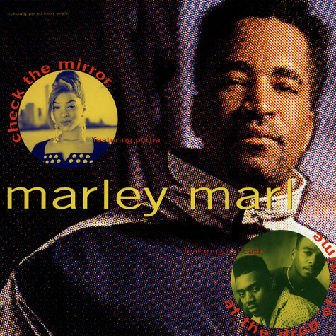 Marley Marl - At The Drop Of A Dime
