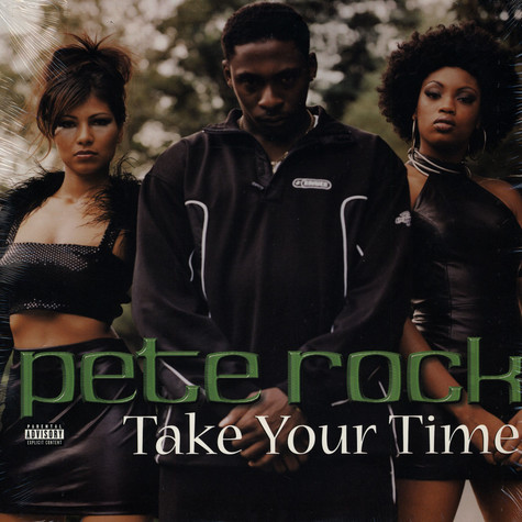 Pete Rock - Take your time feat. Loose Ends
