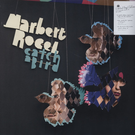 Marbert Rocel - Catch A Bird
