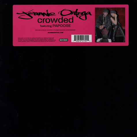 Jeannie Ortega - Crowded feat. Papoose