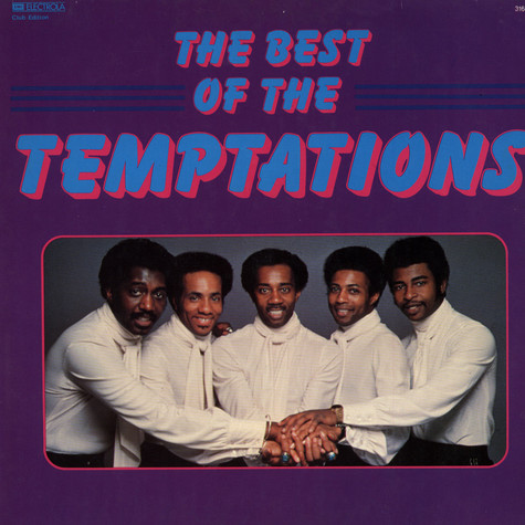 Temptations - The Best of
