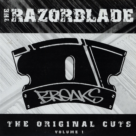 V.A. - The razorblade breaks volume 1