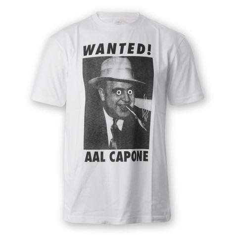 Cleptomanicx - Aal Capone T-Shirt