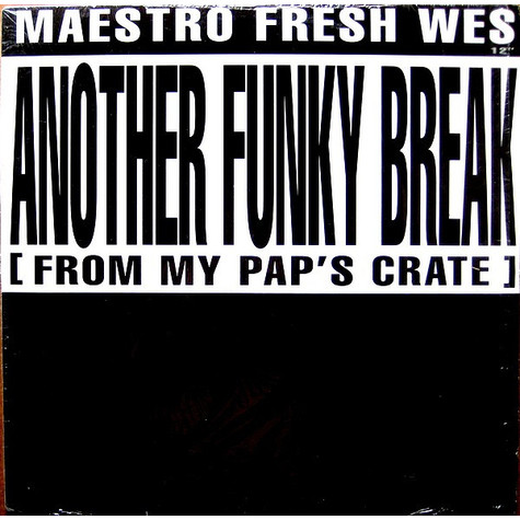 Maestro Fresh Wes - Another Funky Break (From My Pap's Crate)