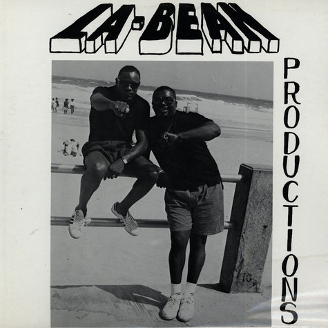 LA-Bean Productions - Young Black Man