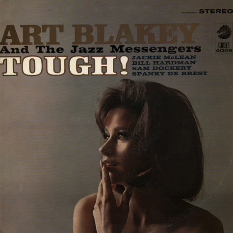 Art Blakey & The Jazz Messengers - Tough!