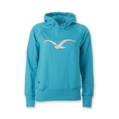 Cleptomanicx - Simple Seagull Women Hoodie