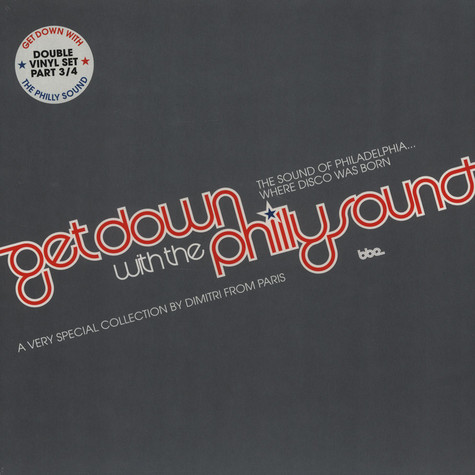 Dimitri From Paris - Get Down With The Philly Sound Part 3 of 4