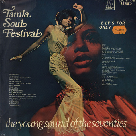 V.A. - Tamla Soul Revival - The Young Sound Of The Seventies