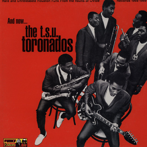 The T.S.U. Toronadoes - And Now...
