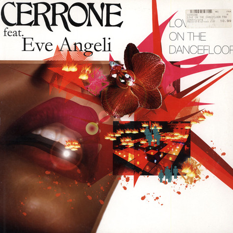 Cerrone Feat. Eve Angeli - Love On The Dancefloor