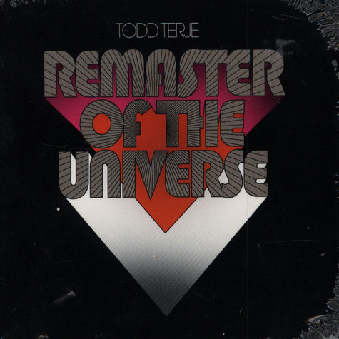 Todd Terje - Remaster Of The Universe