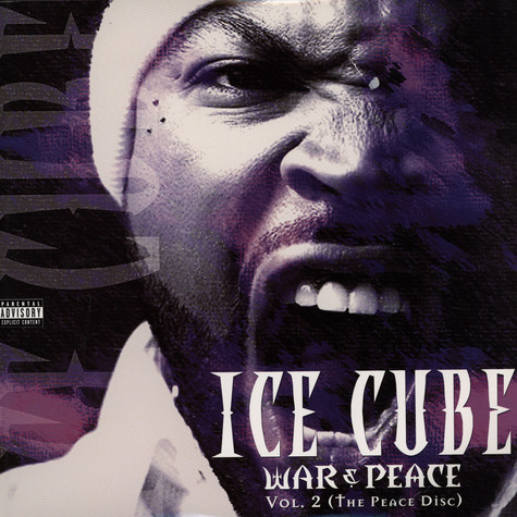 Ice Cube - War & peace vol.2 - the peace disc