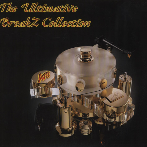 AV8 - The ultimative breakz collection