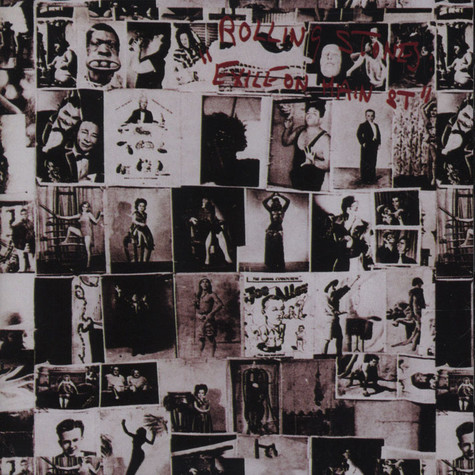 Rolling Stones, The - Exile On Main Street