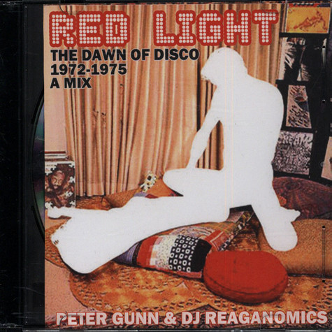 Peter Gunn - Red Light: Dawn Of Disco