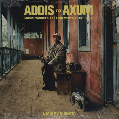 Quantic - Addis To Axum