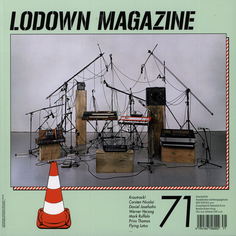 Lodown Magazine - Issue 71 May 2010