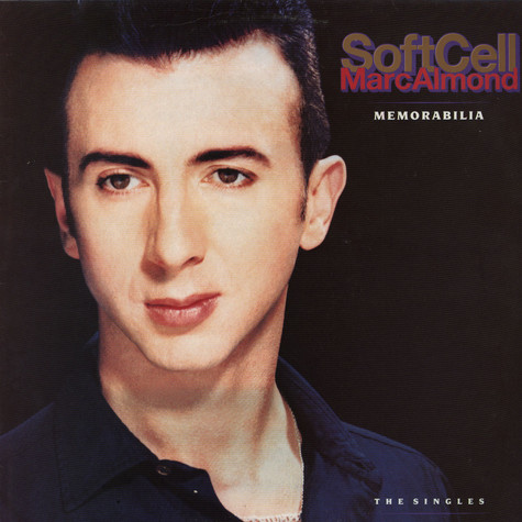 Soft Cell / Marc Almond - Memorabilia - The Singles