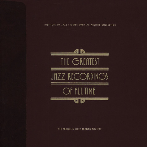 V.A. - The Greatest Jazz Recordings Of All Time - Jazz Masters Of The Keyboard Vol. II
