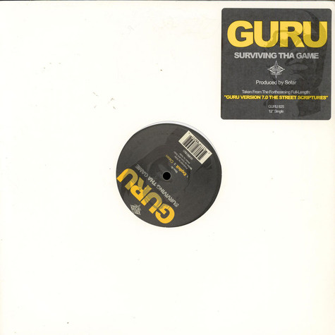Guru - Surviving Tha Game