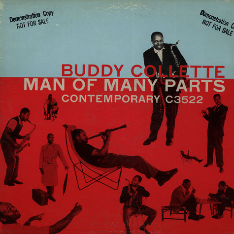 Buddy Collette - Man Of Many Parts
