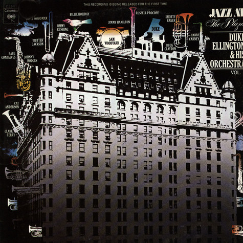 Duke Ellington & His Orchestra - Jazz At The Plaza Volume 2