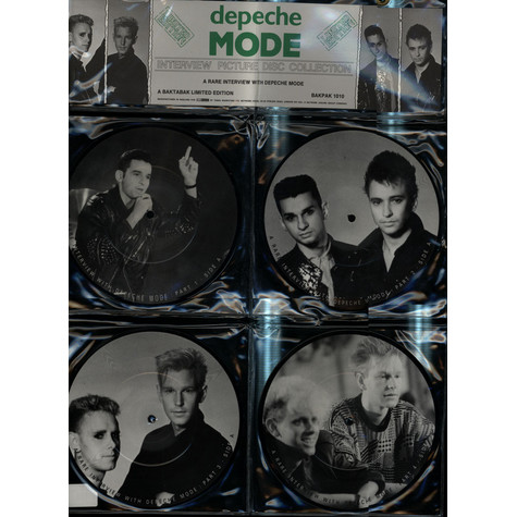 Depeche Mode - The Tour Bus Tapes