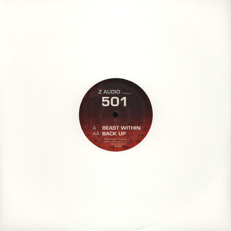 501 - Back Up / Beast Within