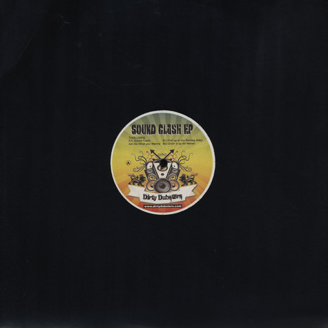 Dirty Dubsters, The - Soundclash EP