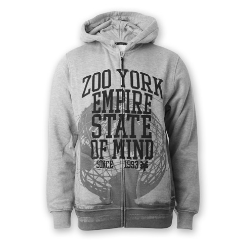 Zoo York - Empire State Of Mind Zip-Up Hoodie