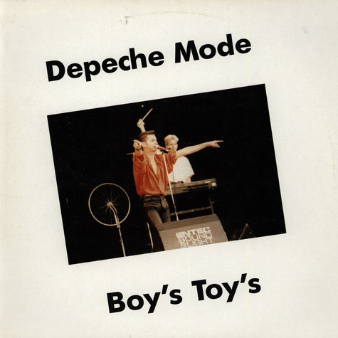 Depeche Mode - Boy's Toy's