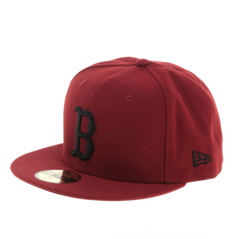 New Era - Boston Red Sox Seasonal Contrast Visor Cap