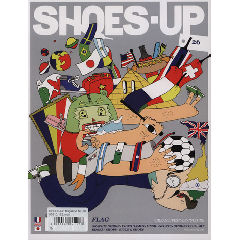 Shoes-Up Magazine - Issue 26