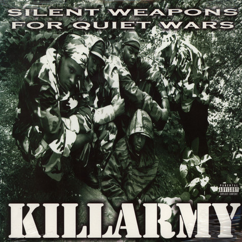 Killarmy - Silent Weapons For Quiet Wars