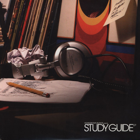 Question & Freddie Joachim - Study Guide EP