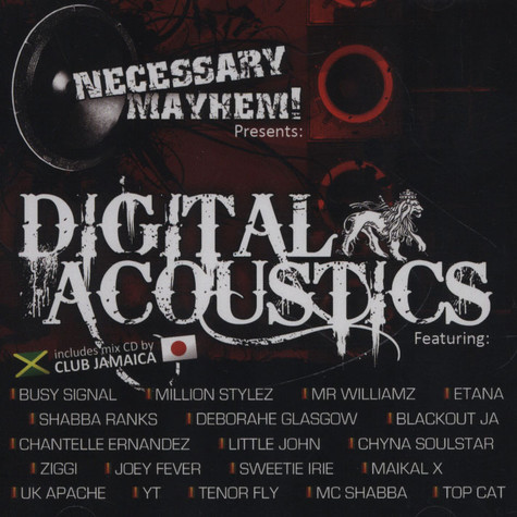 V.A. - Digital Acoustics