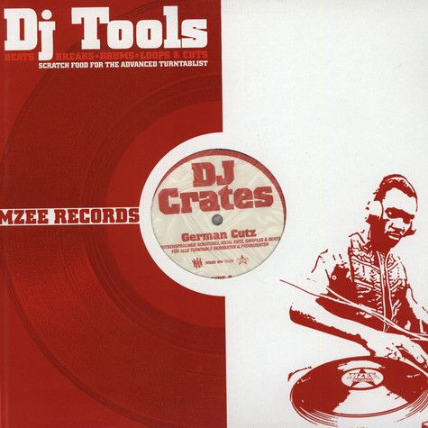 DJ Crates - German Cutz