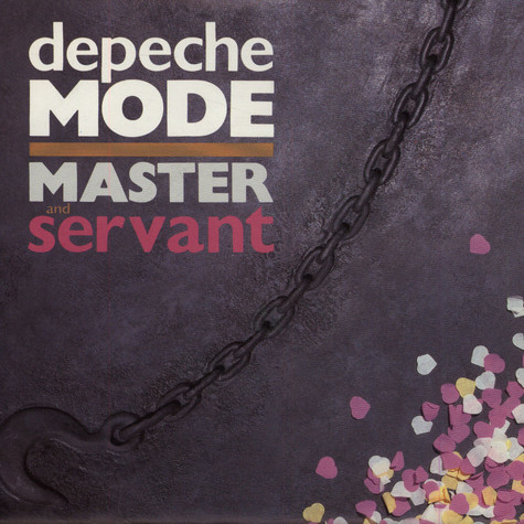 Depeche Mode - Master And Servant