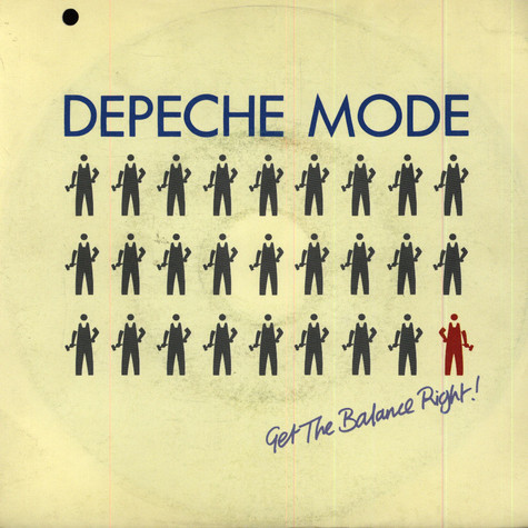 Depeche Mode - Get The Balance Right!
