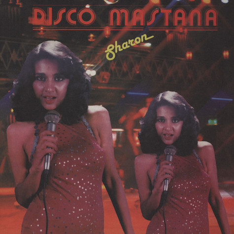 Sharon - Disco Mastana