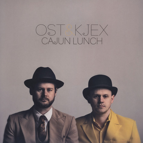 Ost & Kjex - Cajun Lunch