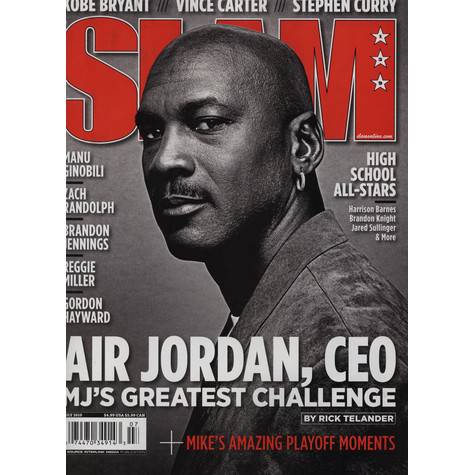 Slam Magazine - 2010 - 07 - July