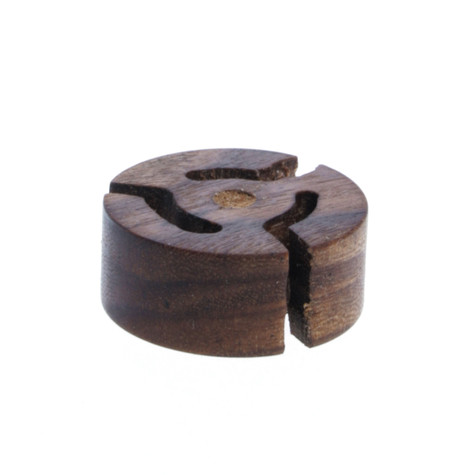 Roots Core - 3 Arms Wooden 7inch Adaptor