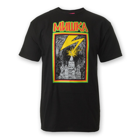 Mishka - Banned In Moscow T-Shirt