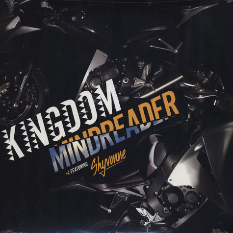 Kingdom - Mind Reader
