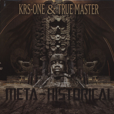 Krs One & True Master - Meta Historical